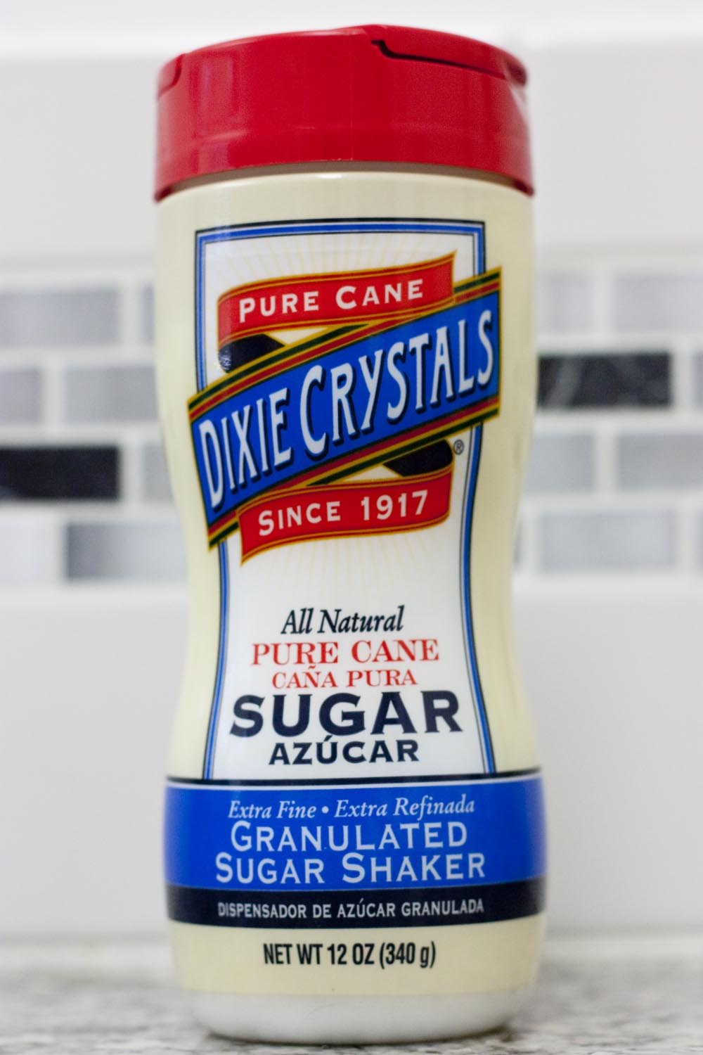 Common refined white crystallized sugar is a totally man-made chemical never found in nature and never part of our natural diet.
