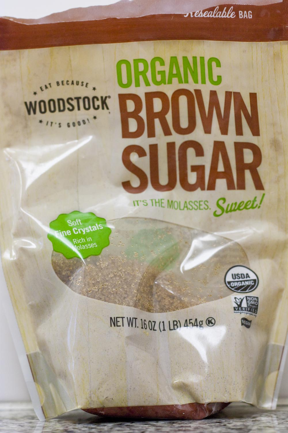 Brown sugar, whether organic or not, is only slightly less refined than crystallized sugar and has barely detectable nutrient levels.
