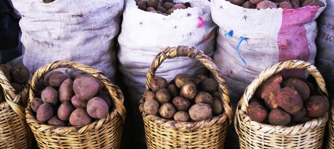 Potatoes Are More Than Starch