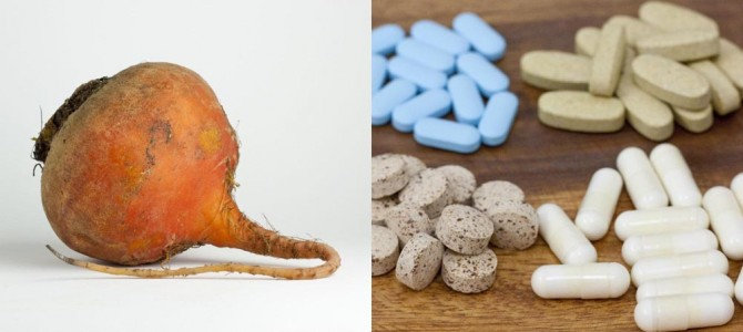 Spend Your Money On Real Food, Not Vitamins