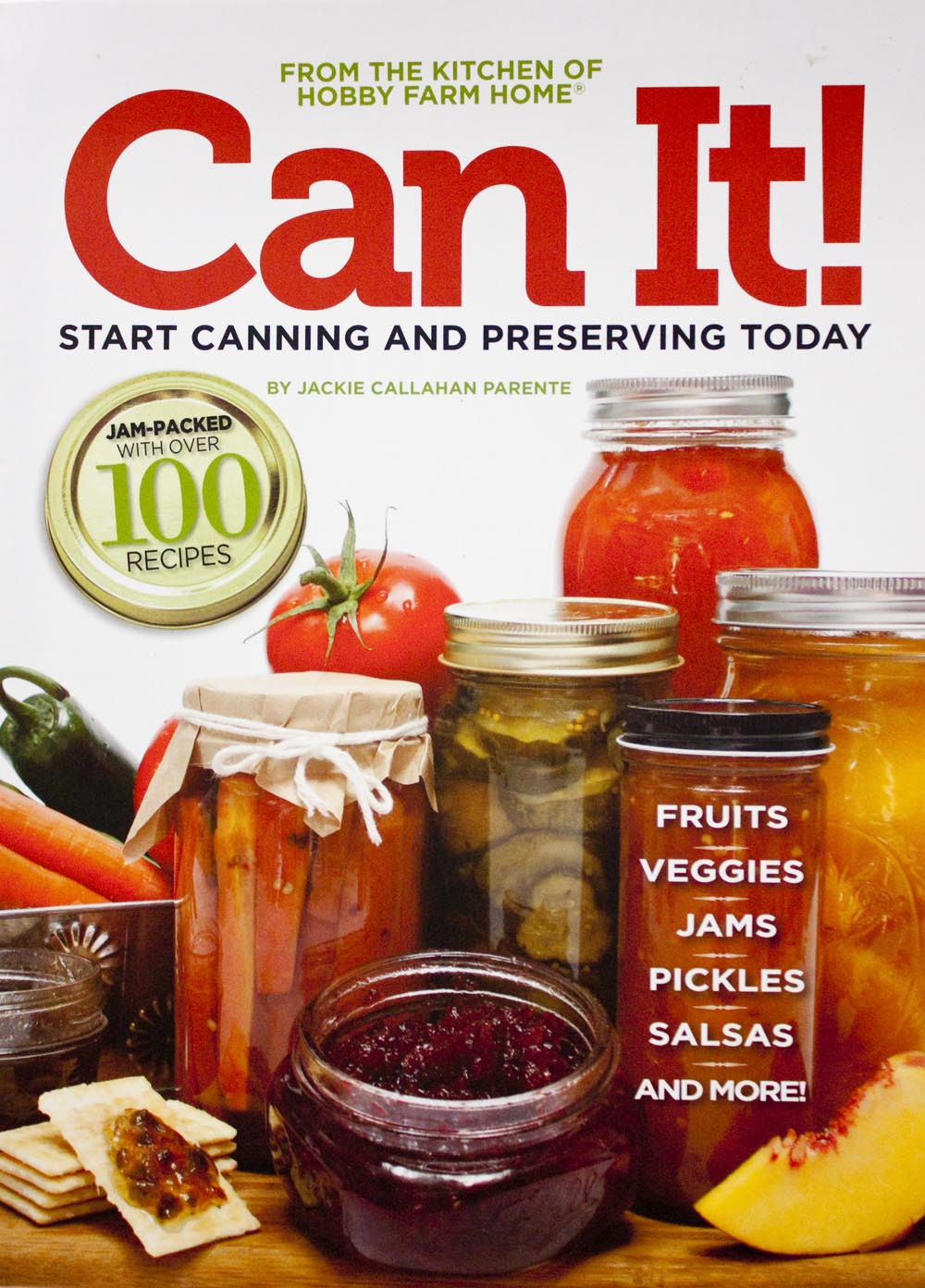 """Can It!"" by Jackie Callahan Parente"