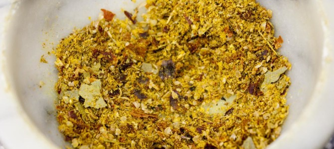 Jerk Spice Recipe-Good For Meat Or Fish