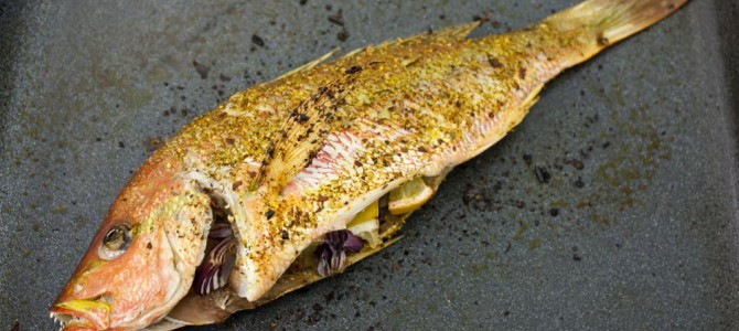 Jerk Fish-A Simple Recipe