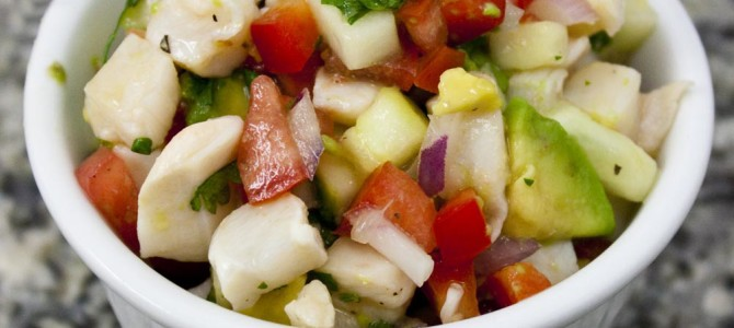 Conch Ceviche Recipe
