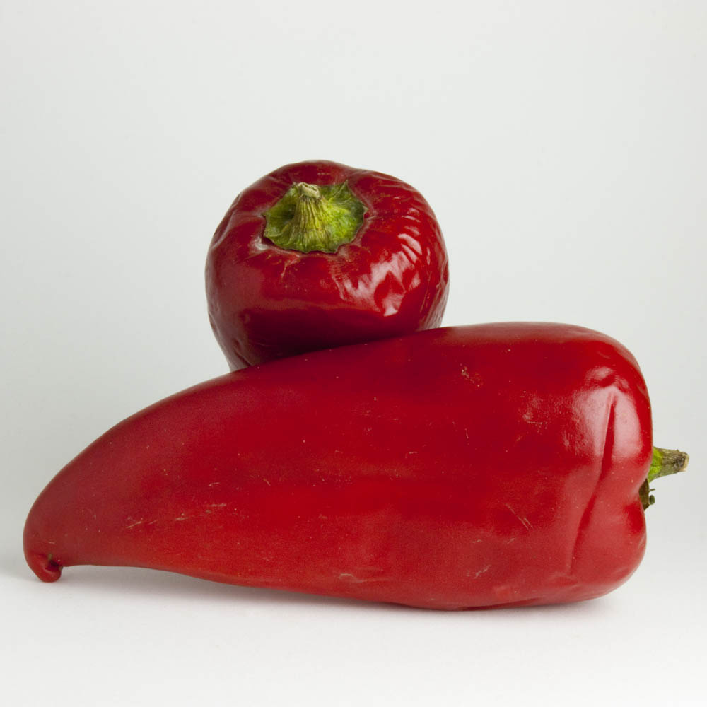 red chile peppers
