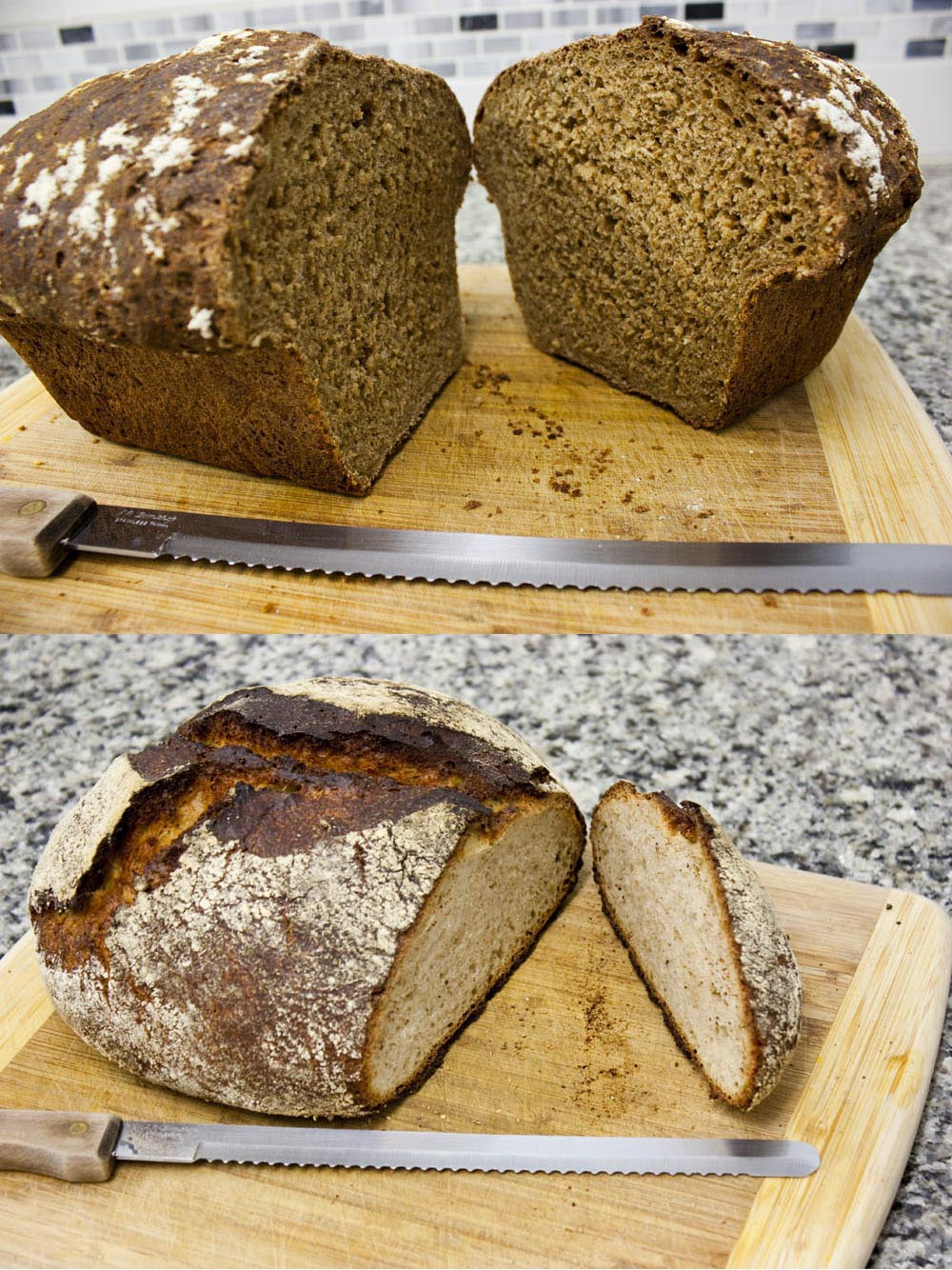 Sourdough Bread Recipe Variations Think Eat Be Healthy
