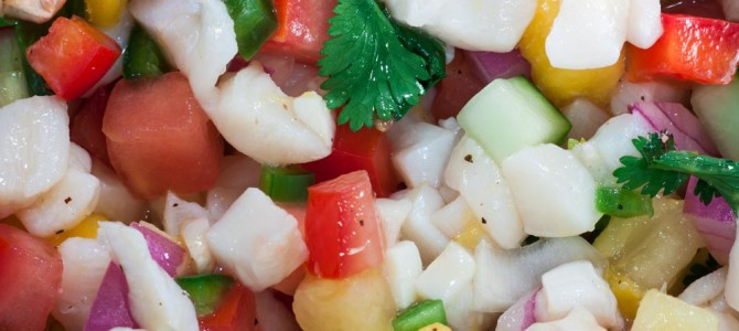 Conch Salad Recipe To Taste The Bahamas