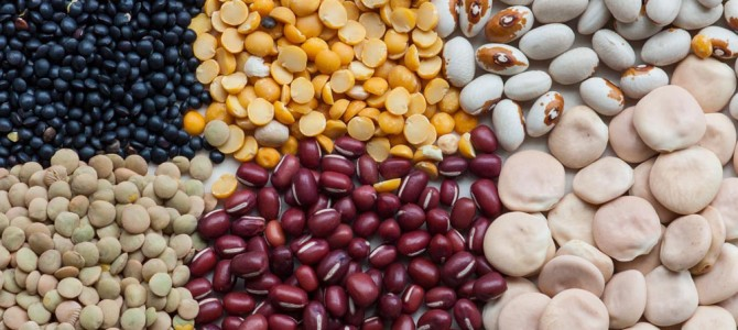 Legumes Create A Personal Blue Zone